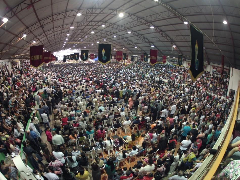 Gideões realiza o 31º Congresso Internacional de Missões