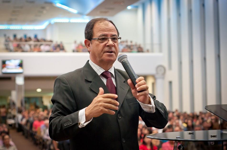 Pr. Juvenil Pereira é reeleito 2º Vice-Presidente da CIADESCP