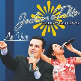 DVD - Jackson e Talita