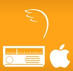 Ouvir em um Apple