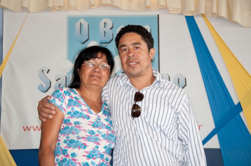 """""""Tirei o cachimbo da boca e também do meu coração"""", testemunha Eni de Almeida"""