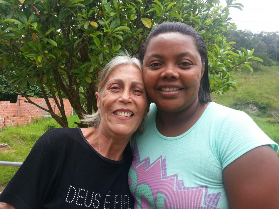 A ex-miss que perdeu tudo para o crack está voltando à vida no Bom Samaritano