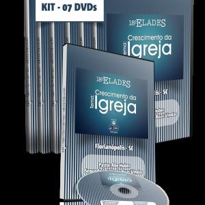 Kit 7 DVDS