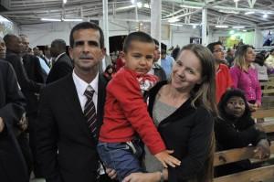 Testemunho Nilson Alves